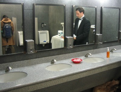Offbeat Blog Mcdonald S Bathroom Attendant